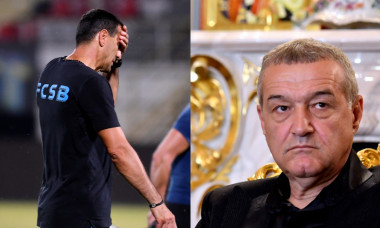 Bogdan Vintilă și Gigi Becali / Foto: Colaj Digi Sport