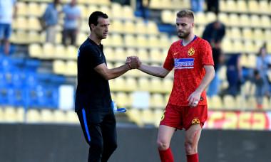 Bogdan Planic, alături de Bogdan Vintilă / Foto: Sport Pictures