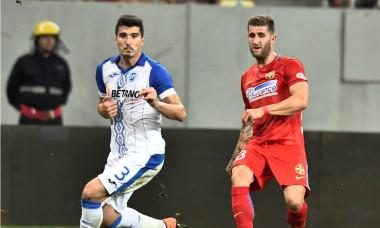 Marius Briceag, într-un meci FCSB - Universitatea Craiova / Foto: Sport Pictures