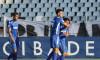 Alex Pașcanu și Ion Gheorghe, după golul marcat de mijlocaș cu Dinamo / Foto: Sport Pictures