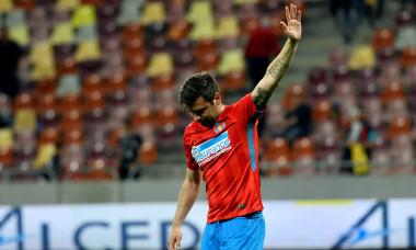 Raul Rusescu, în tricoul FCSB / Foto: Sport Pictures