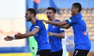 Virgil Ghiță a marcat unicul gol al meciului Viitorul - Dinamo / Foto: Sport Pictures