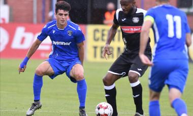 FOTBAL:FC VOLUNTARI-CSM POLITEHNICA IASI, PLAY-OUT LIGA 1 CASA PARIURILOR (21.06.2020)