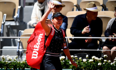 Simona Halep, la Roland Garros 2019 / Foto: Sport Pictures