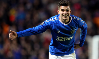 Rangers v Sporting Braga - UEFA Europa League - Round of 32 - First Leg - Ibrox Stadium