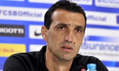 FOTBAL:CONFERINTA DE PRESA FCSB INAINTE MECI DINAMO BUCURESTI (4.10.2019)