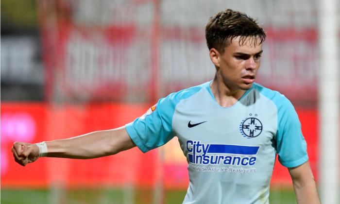 Cristi Dumitru, atacantul de la FCSB / Foto: Sport Pictures