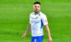 Alexandru Băluță, în tricoul lui Slovan Liberec / Foto: Profimedia