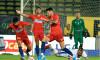 Claudiu Belu, în tricoul FCSB / Foto: Sport Pictures