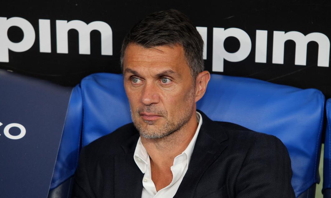 Paolo Maldini, actualul director tehnic de la AC Milan / Foto: Getty Images