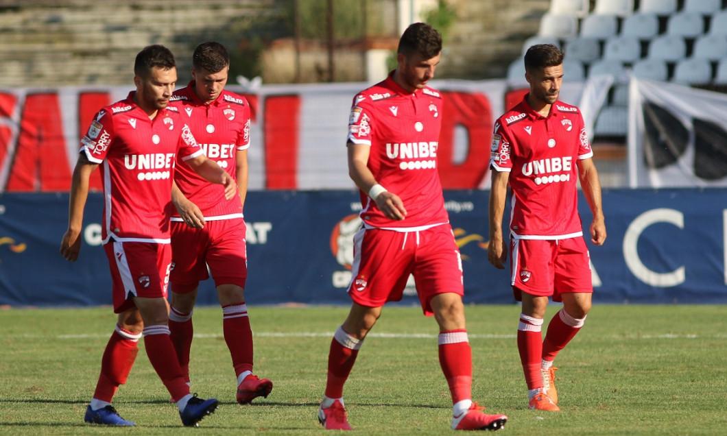 FOTBAL:DINAMO-FC VOLUNTARI, PLAY-OFF, LIGA 1 CASA PARIURILOR (26.06.2020)