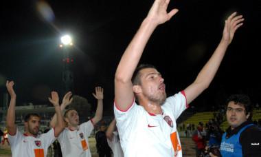 FOTBAL:DINAMO BUCURESTI-RAPID BUCURESTI 4-2,CUPA ROMANIEI TIMISOREANA (15.04.2009)