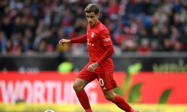 Philippe Coutinho, în tricoul lui Bayern / Foto: Getty Images