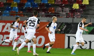 Gaz Metan Mediaș ocupă locul șase în play-off / Foto: Sport Pictures