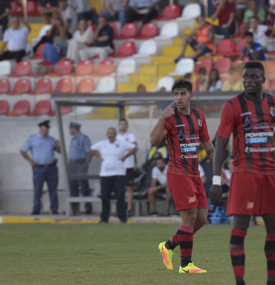 Paolo Maldini watches his son play for new team in Malta