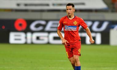 Olimpiu Moruțan, mijlocașul de la FCSB / Foto: Sport Pictures