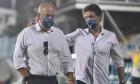 Gică Popescu, înaintea meciului Voluntari - Viitorul / Foto: Sport Pictures