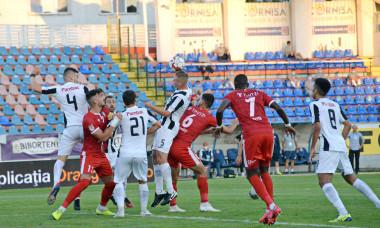 FOTBAL:FC BOTOSANI-AFC ASTRA GIURGIU, LIGA 1 CASA PARIURILOR (10.07.2020)