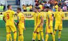 Jucătorii României, după victoria cu Malta / Foto: Sport Pictures
