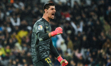 Thibaut Courtois, portarul lui Real Madrid / Foto: Getty Images