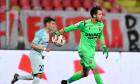 Riccardo Piscitelli, în meciul Dinamo - FCSB 0-3 / Foto: Sport Pictures