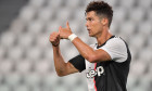 Juventus FC - Atalanta Bergamasca Calcio, Turin, Italy - 11 Jul 2020