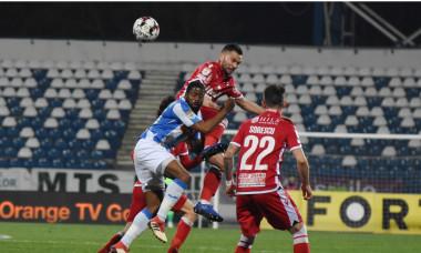Dinamo primește vizita lui Poli Iași pentru meciul din etapa a noua din play-out / Foto: Sport Pictures