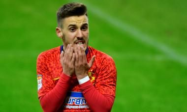 Răzvan Oaidă, mijlocașul de la FCSB / Foto: Sport Pictures