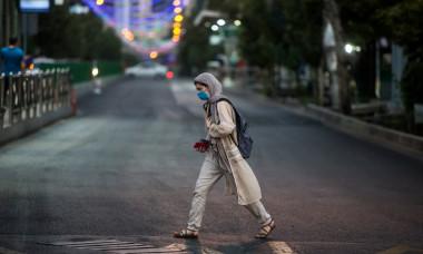 Teheran, în timpul pandemiei de coronavirus / Foto: Profimedia