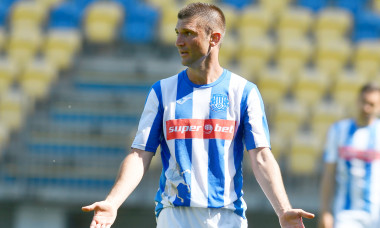 Andrei Cristea, atacantul lui Poli Iași / Foto: Sport Pictures