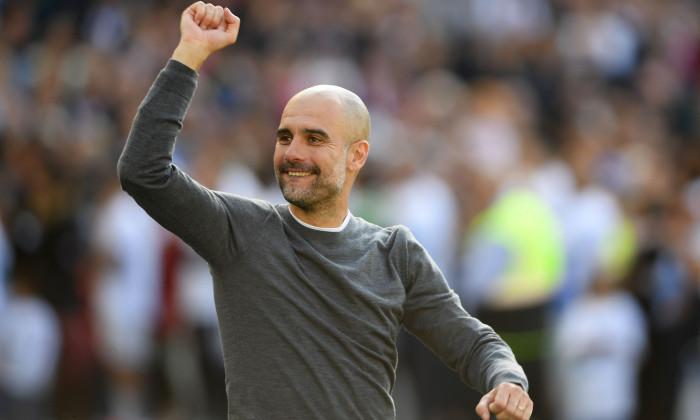 Pep Guardiola, antrenorul lui Manchester City / Foto: Getty Images