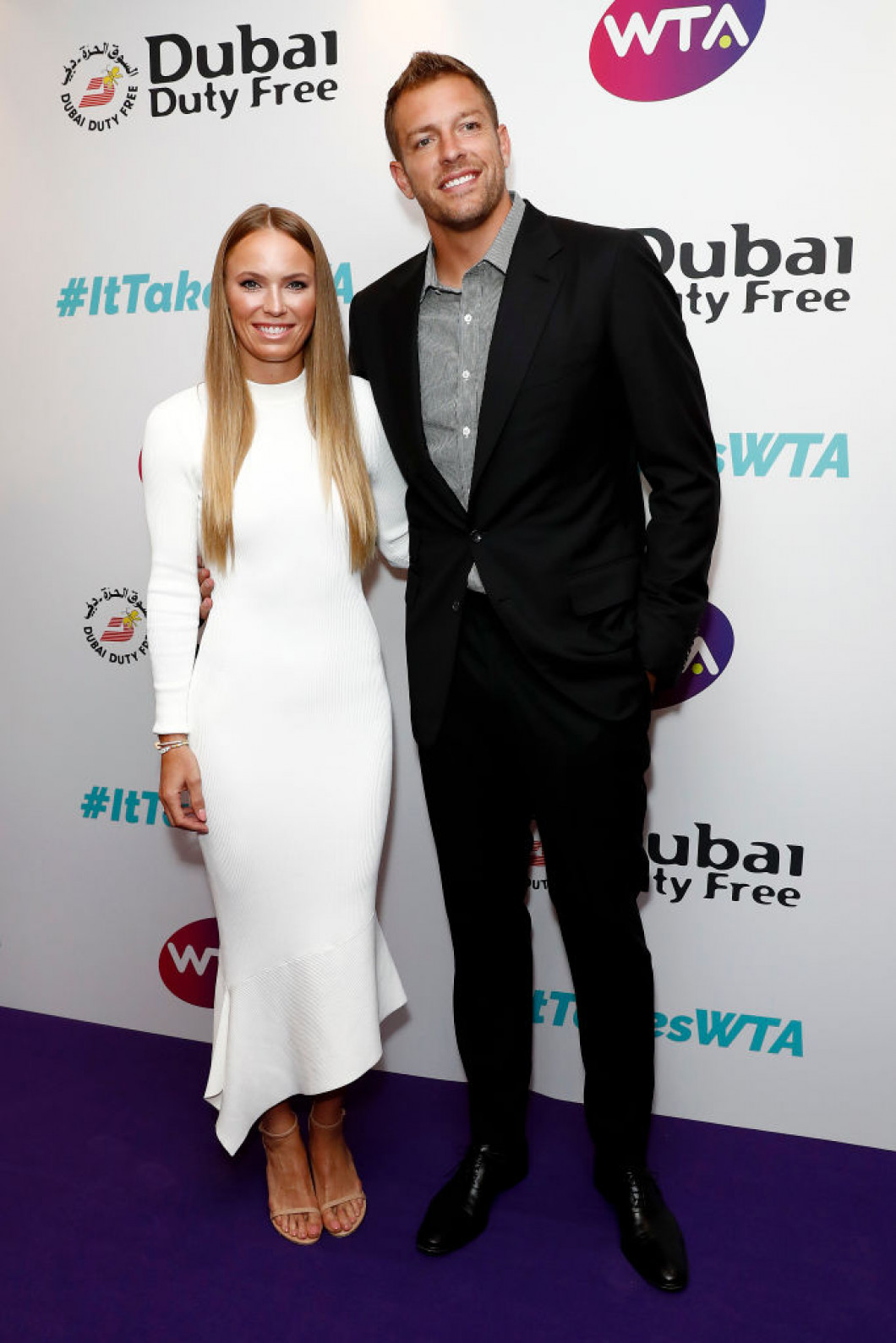 Dubai Duty Free WTA Summer Party 2019