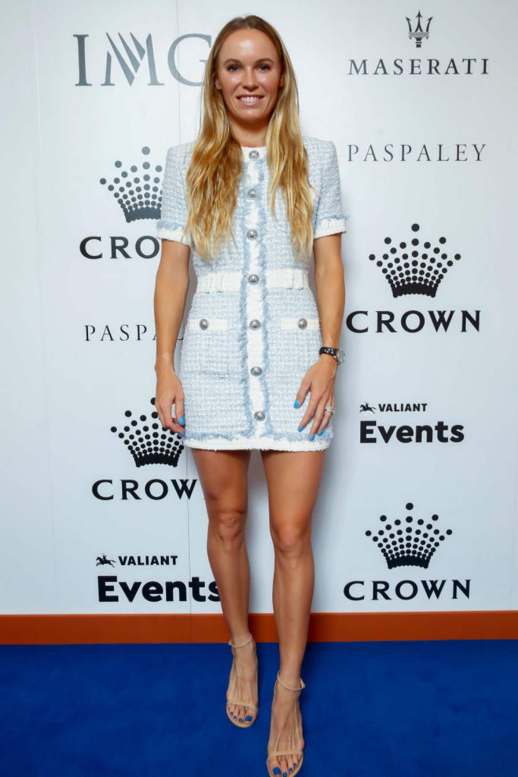 Crown IMG Tennis Party - Arrivals