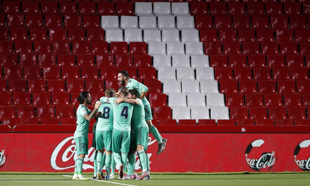 Granada CF v Real Madrid CF - La Liga