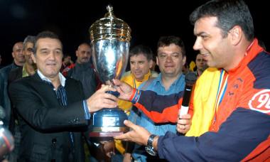 FOTBAL:FESTIVITATEA DE PREMIERE A ECHIPEI STEAUA BUCURESTI-CAMPIOANA ROMANIEI EDITIA 2005-2006,DIVIZIA A (7.06.2006)