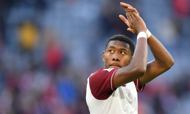 David Alaba, fundașul lui Bayern / Foto: Getty Images