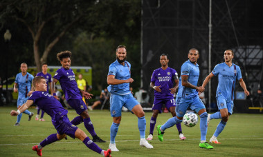 Orlando City SC v New York City FC - MLS Is Back Tournament