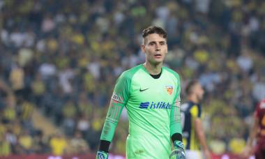 Silviu Lung, portarul lui Kayserispor / Foto: Profimedia