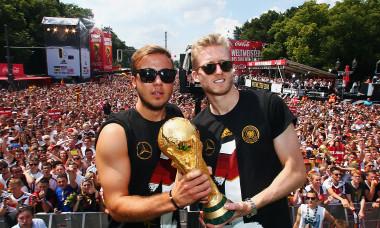 Germany Victory Celebration - 2014 FIFA World Cup Brazil