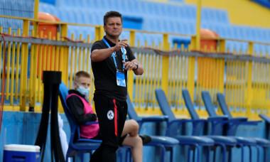 Dusan Uhrin, antrenorul lui Gaz Metan / Foto: Sport Pictures