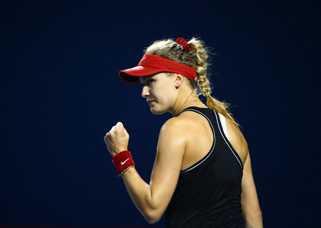 Eugenie Bouchard, finalistă la Wimbledon în 2014 / Foto: Getty Images