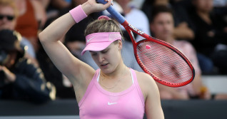 Eugenie Bouchard, finalistă la Wimbledon în 2014 / Foto: Getty Images