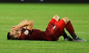 Mihai Bordeianu, în meciul Astra - CFR Cluj / Foto: Sport Pictures