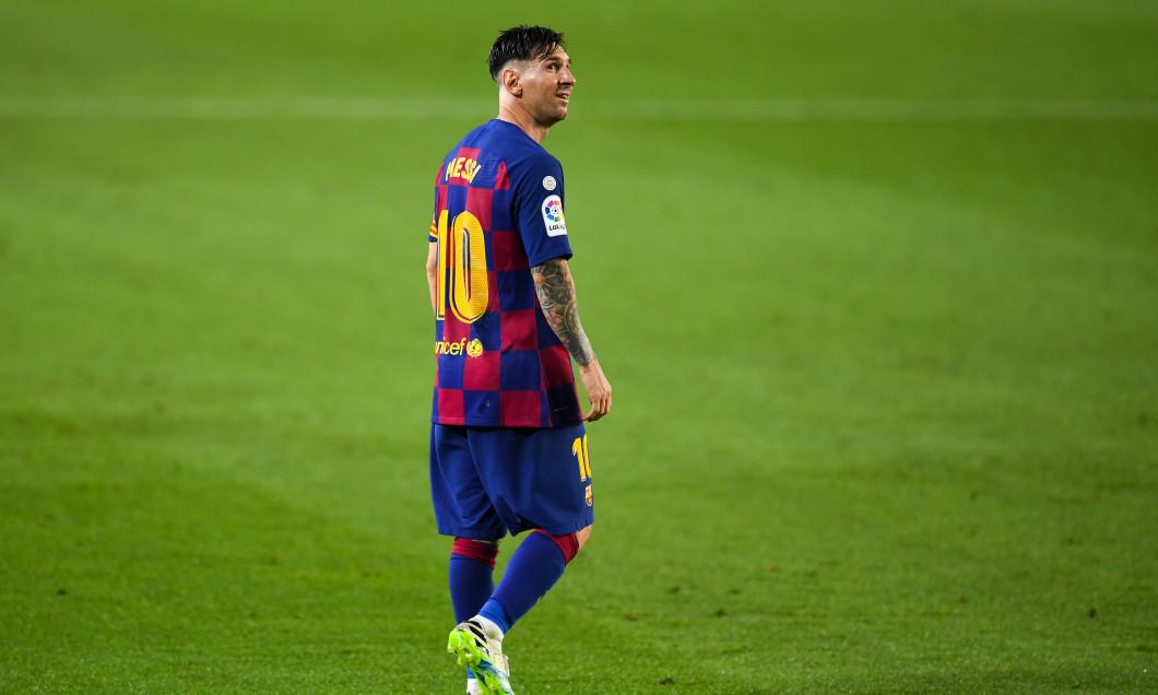 Lionel Messi, starul Barcelonei / Foto: Getty Images