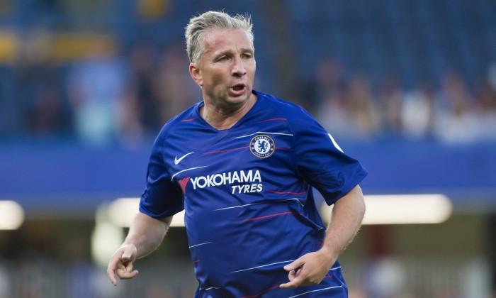 Chelsea Legends v Inter Milan Forever, Ray Wilkins Memorial Match, Stamford Bridge, London United Kingdom, 18th May 2018