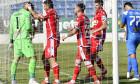 FOTBAL:ACADEMICA CLINCENI-DINAMO BUCURESTI, PLAY-OUT LIGA 1 CASA PARIURILOR (5.07.2020)