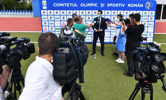 PREZENTARE ECHIPAMENT OLIMPIC TEAM ROMANIA (24.07.2020)