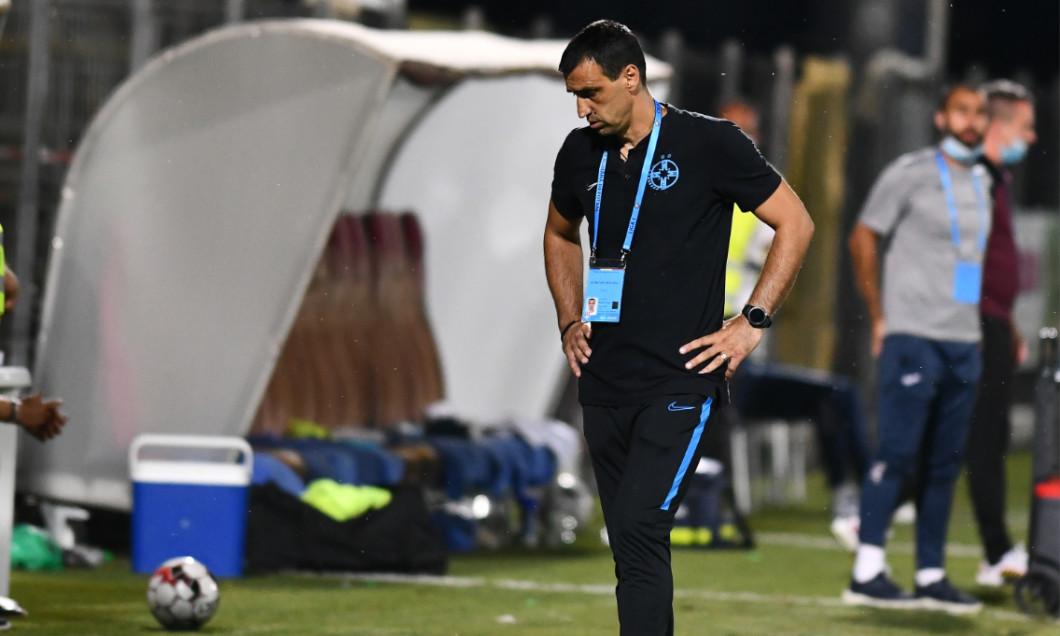 Bogdan Vintilă, fostul antrenor de la FCSB / Foto: Sport Pictures