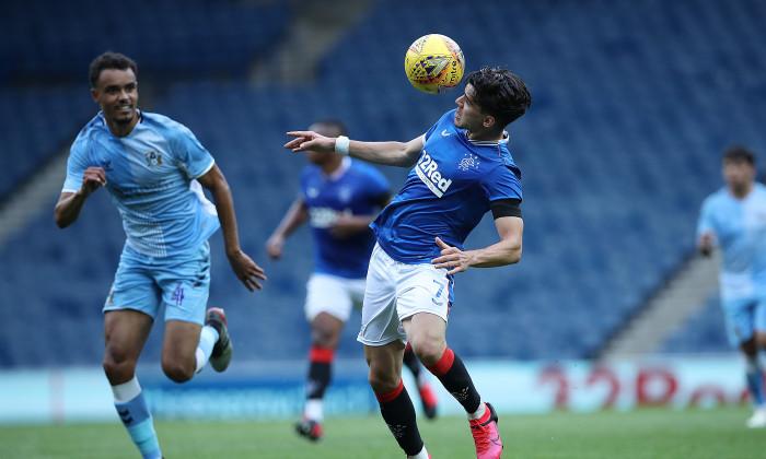 Rangers v Coventry