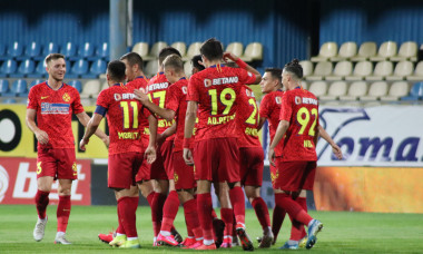 FOTBAL:GAZ METAN MEDIAS-FCSB, PLAY OFF, LIGA 1 CASA PARIURILOR (25.07.2020)